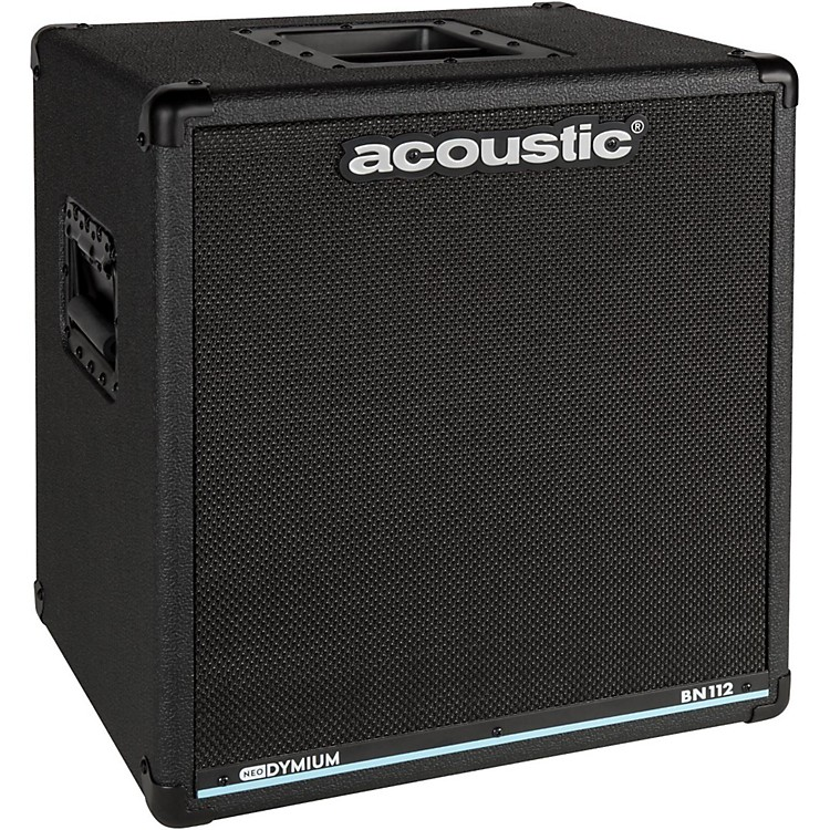 AcousticBN112 400W 1x12 Compact Bass Speaker Cabinet