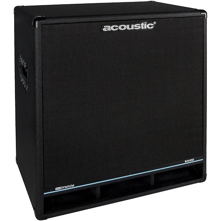 AcousticBN410 800W 4x10 Bass Speaker Cabinet