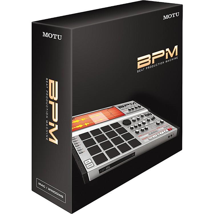MOTUBPM Beat Production Machine Virtual Instrument