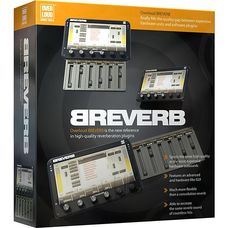 OverloudBREVERB Reverb Plug-In