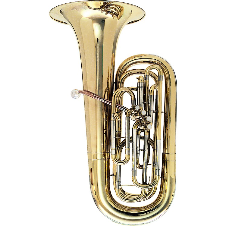 Barrington BRG105P Series 4-Valve 4/4 BBb Tuba
