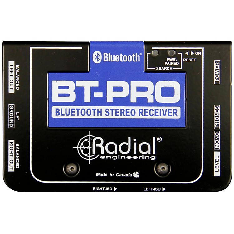 Radial EngineeringBT-Pro Bluetooth Direct Box