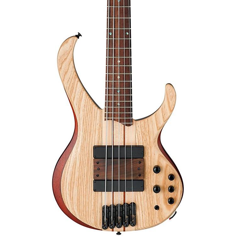 IbanezBTB33 5-String Electric Bass GuitarFlat Natural
