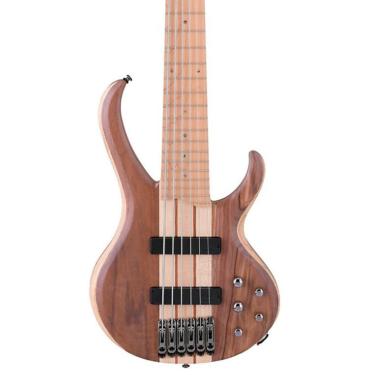 IbanezBTB676M 6-String Electric BassNatural Flat