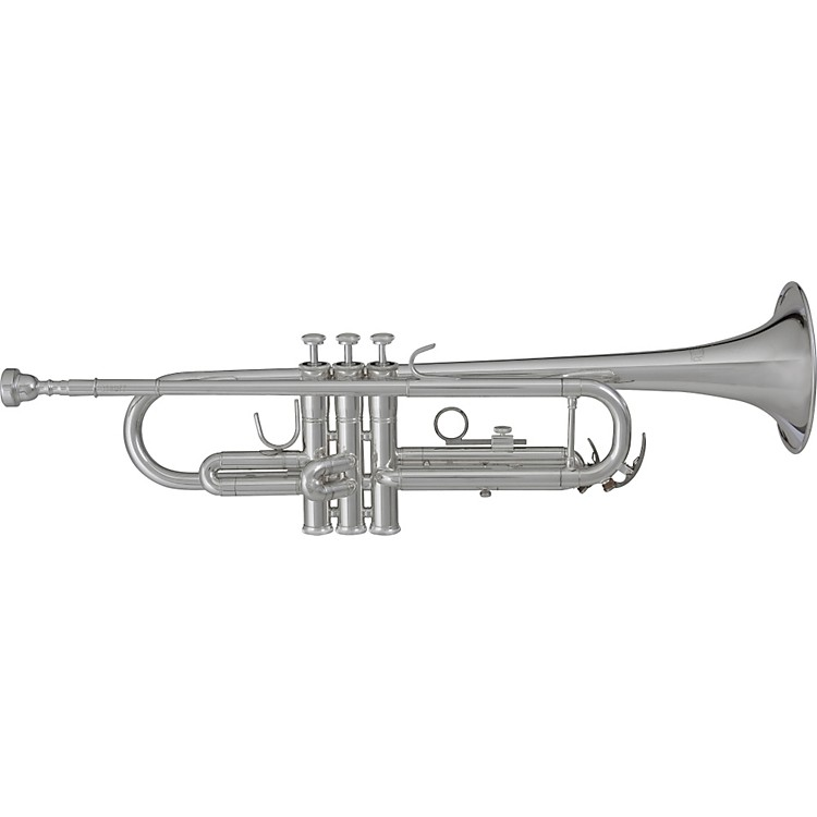Blessing BTR-1277 Series Student Bb Trumpet BTR-1277S Silver
