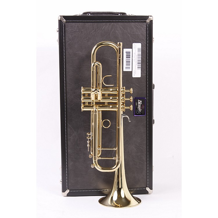 Blessing BTR-ML1 Artist Series Bb Trumpet Lacquer 886830492082