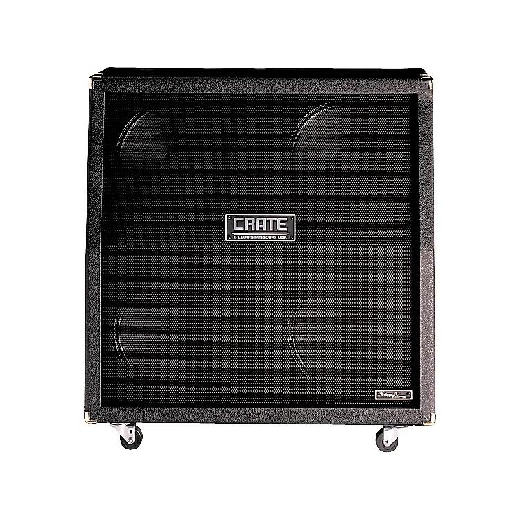 crate bv412svb 4x12 angled cab with vintage 30 speakers music123. Black Bedroom Furniture Sets. Home Design Ideas