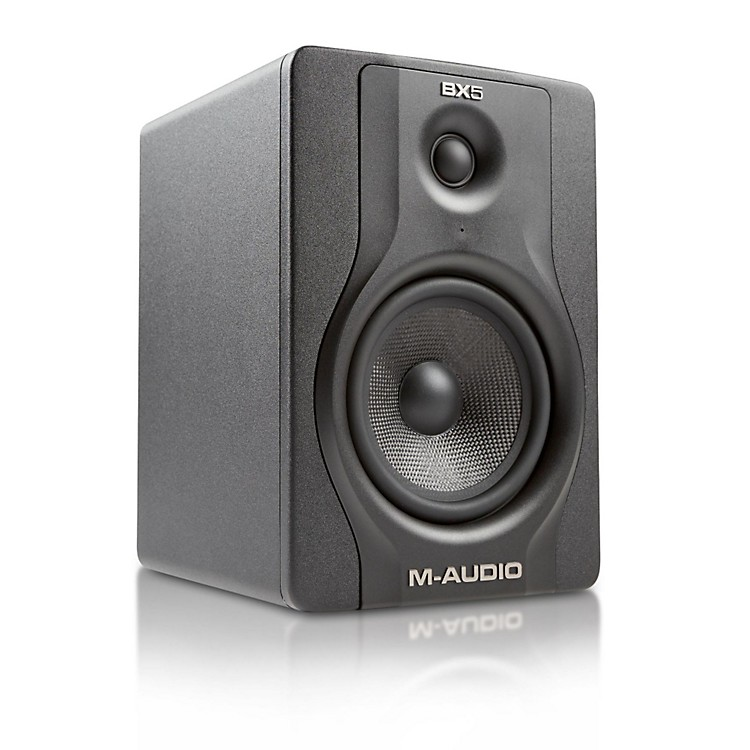 M-AudioBX5 Carbon Black Studio Monitor (Each)