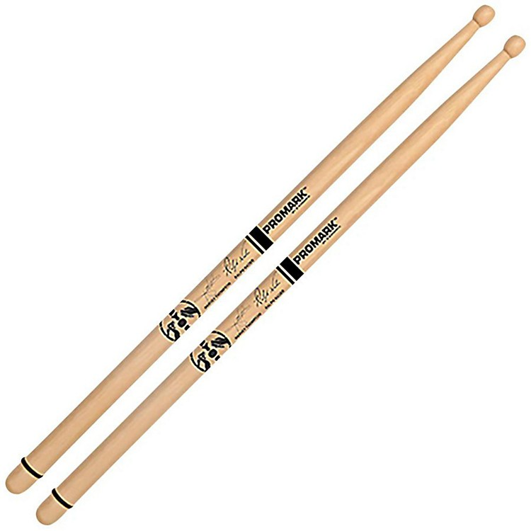 PROMARKBYOS Hickory Oval Wood Tip Drum Sticks