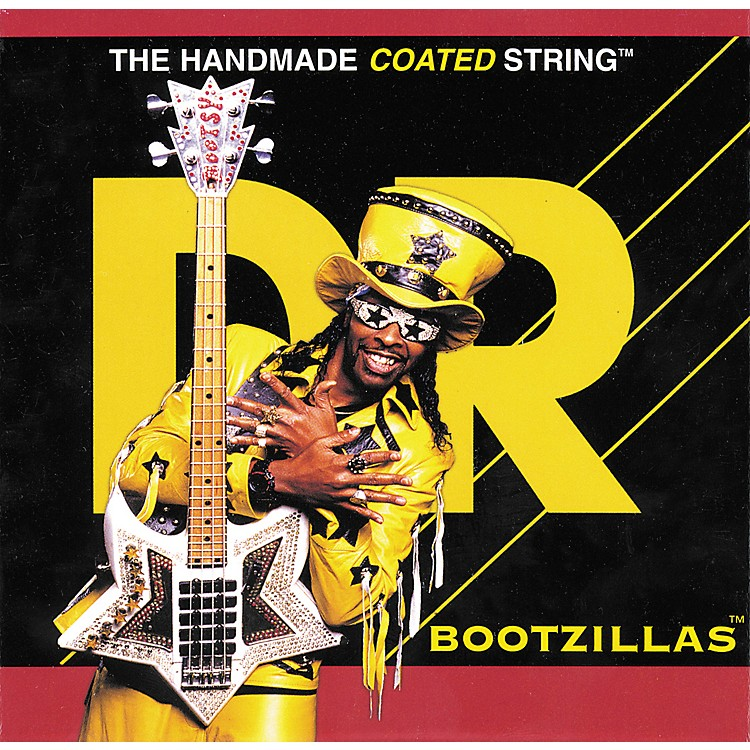 DR Strings BZ-130 Bootzilla Signature 5-String Bass Strings