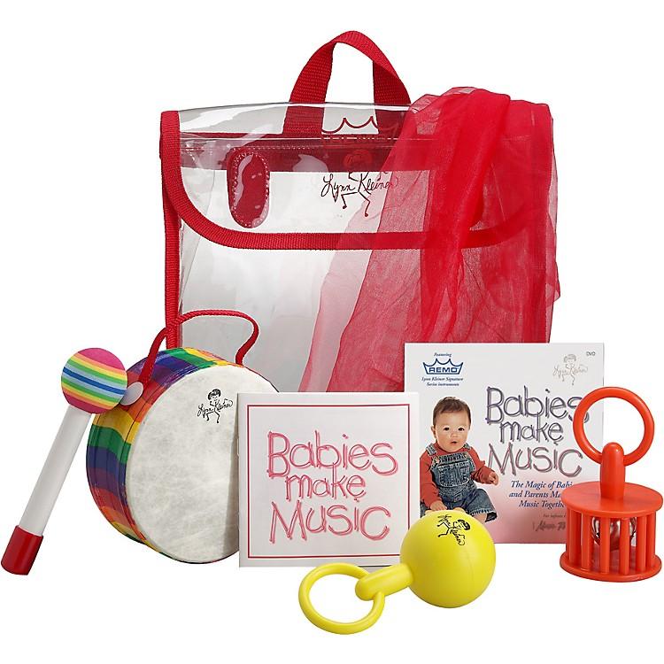 RemoBabies Make Music Kit with DVD