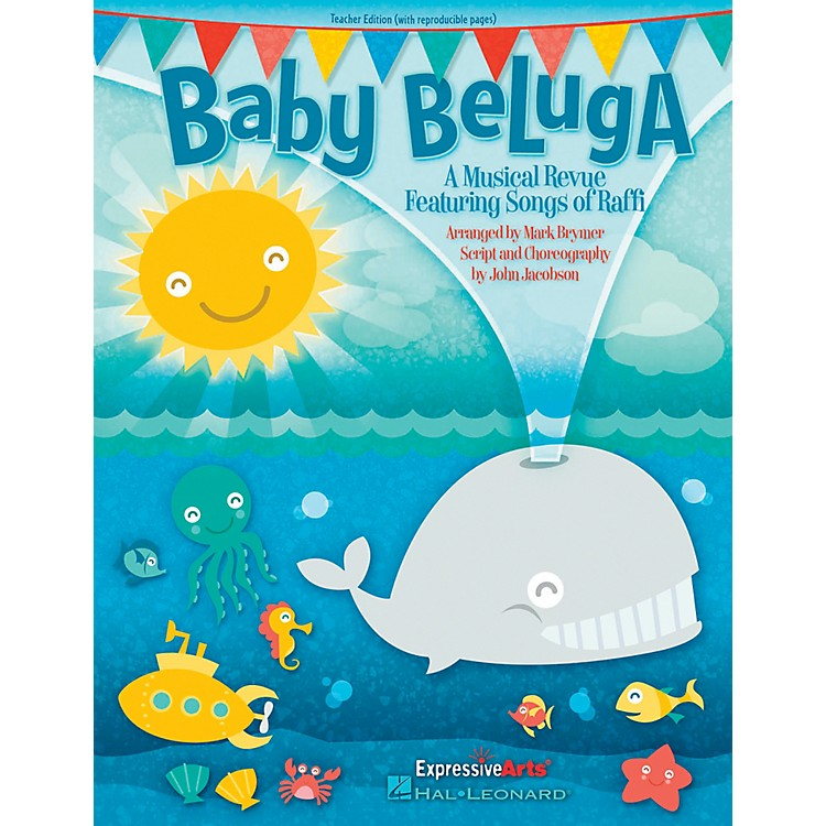Hal Leonard Baby Beluga Performance/Accompaniment CD
