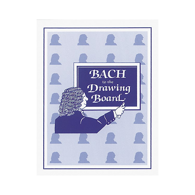 Hal LeonardBach to the Drawing Board Game