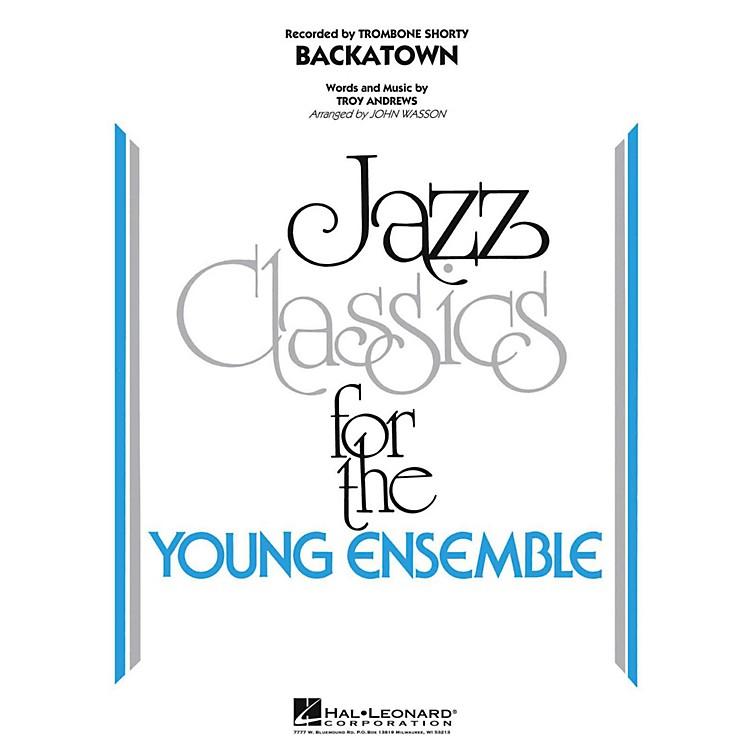 Hal LeonardBackatown Jazz Band Level 3