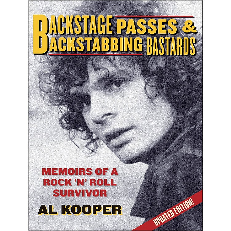 Backbeat Books Backstage Passes & Backstabbing Bastards