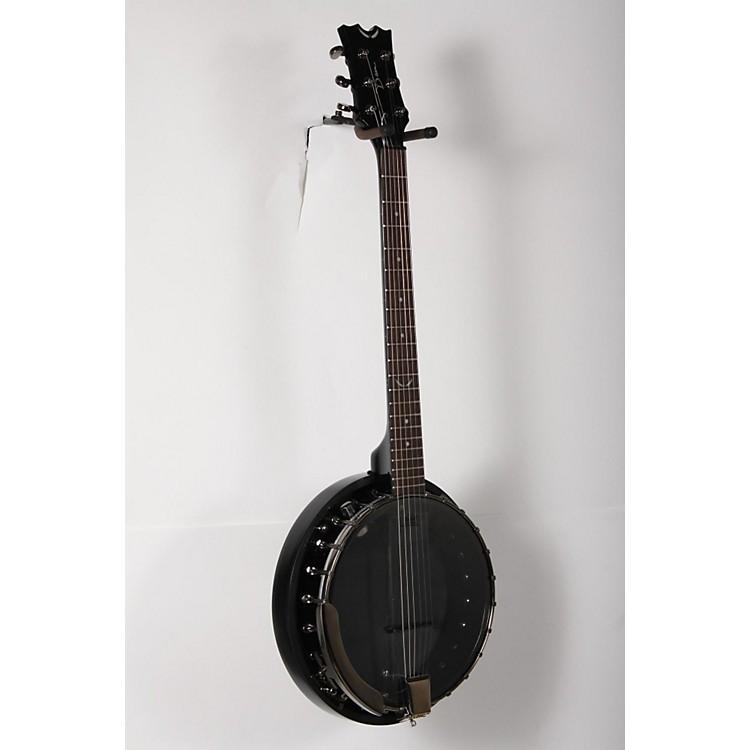DeanBackwoods 6 Banjo w/Pickup - Black ChromeBlack Chrome888365905884