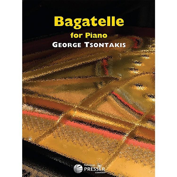 Carl FischerBagatelle - Piano