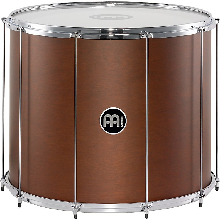 Meinl Bahia Wood Surdo 22 x 18 in. African Brown