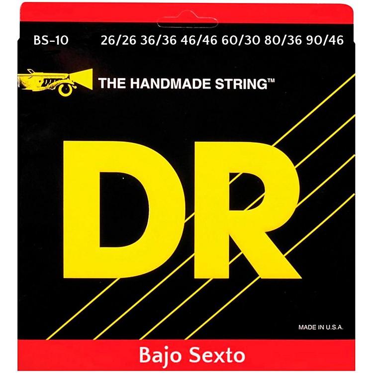 DR StringsBajo Sexto Bass Strings - 12 String
