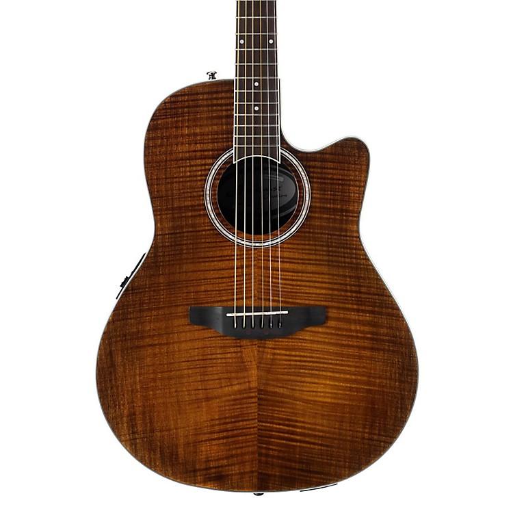 ApplauseBalladeer Plus Series AB24IIP Acoustic-Electric GuitarVintage Flame