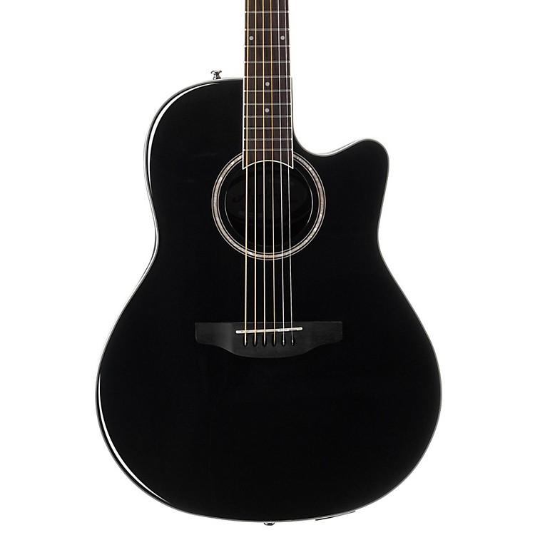 ApplauseBalladeer Series AB24AII Acoustic GuitarBlack