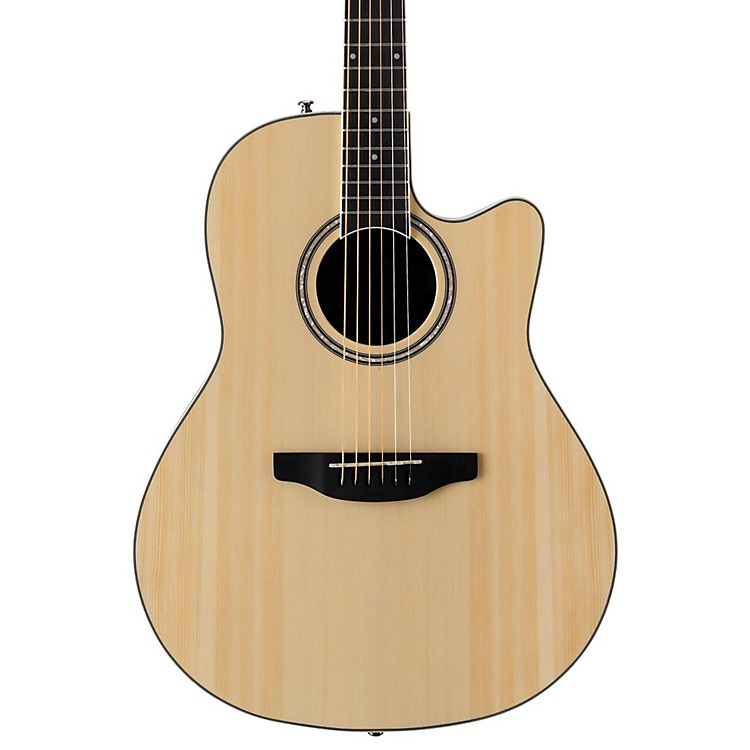 Applause Balladeer Series AB24AII Acoustic Guitar Natural