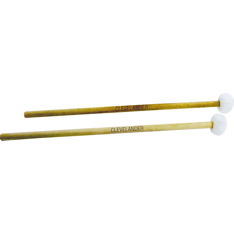 Clevelander Bamboo Timpani Mallets Cdb4 General Classic Ball