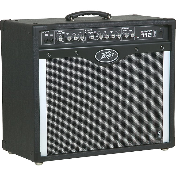 peavey bandit 112 guitar amplifier with transtube technology music123. Black Bedroom Furniture Sets. Home Design Ideas