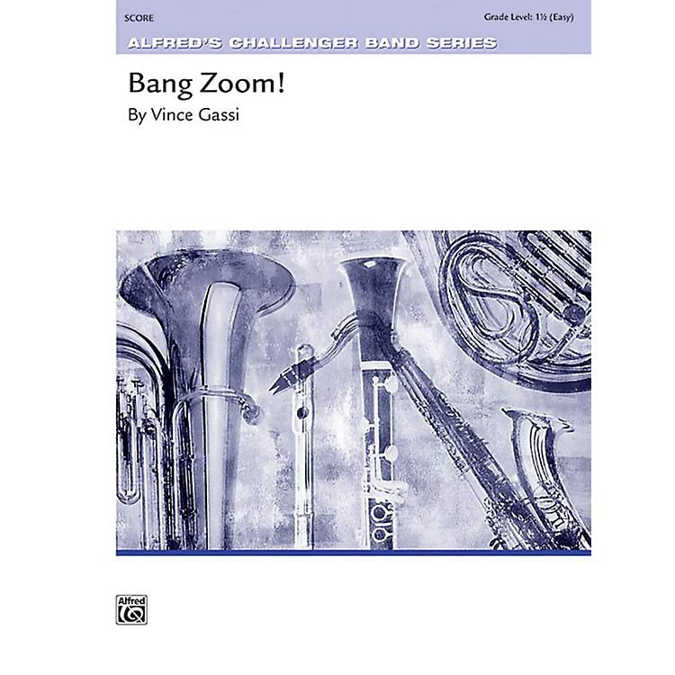 AlfredBang Zoom!! Concert Band Grade 1.5 Set