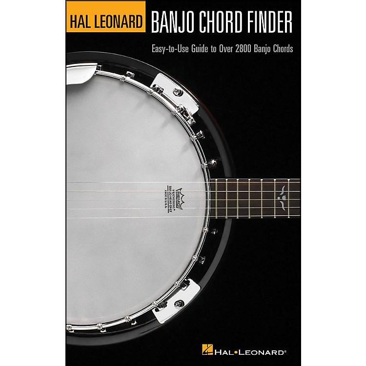 Hal LeonardBanjo Chord Finder 6X9 Size