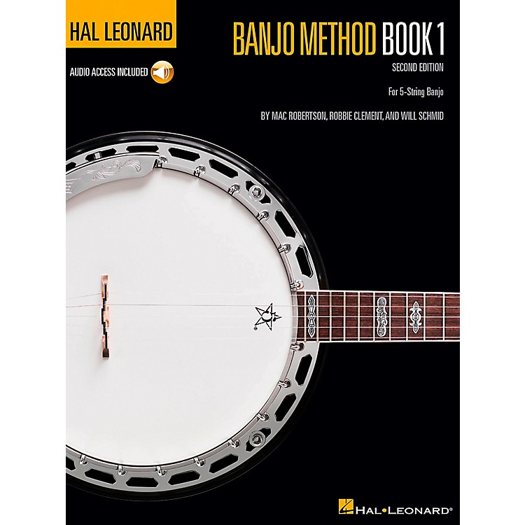 Hal Leonard Banjo Method - Volume 1 Book/CD
