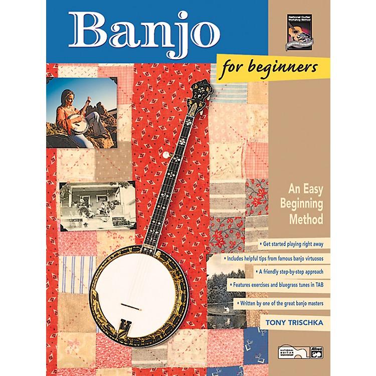 AlfredBanjo for Beginners Book & CD