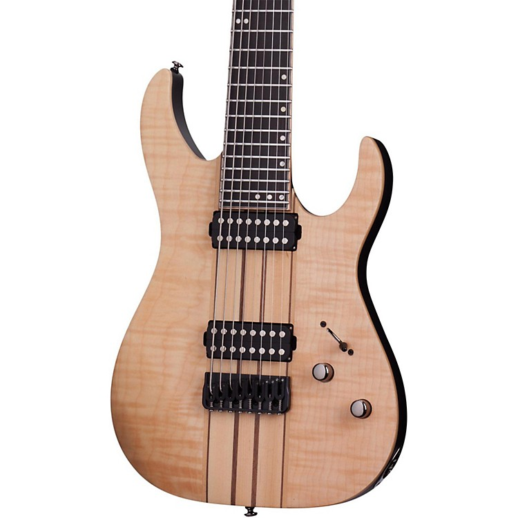 Schecter Guitar ResearchBanshee Elite-8 Eight-String Electric GuitarGloss Natural