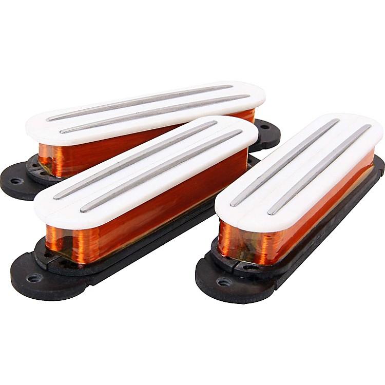 JBE Pickups(Barden) S-Deluxe Strat 3-Pickup SetWhite