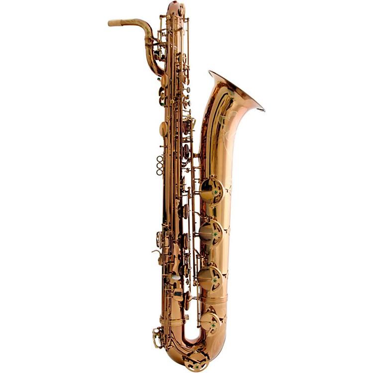 MACSAXBaritone SaxophoneDark Gold Lacquer