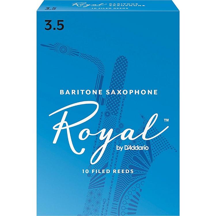 Rico RoyalBaritone Saxophone Reeds, Box of 10Strength 3.5