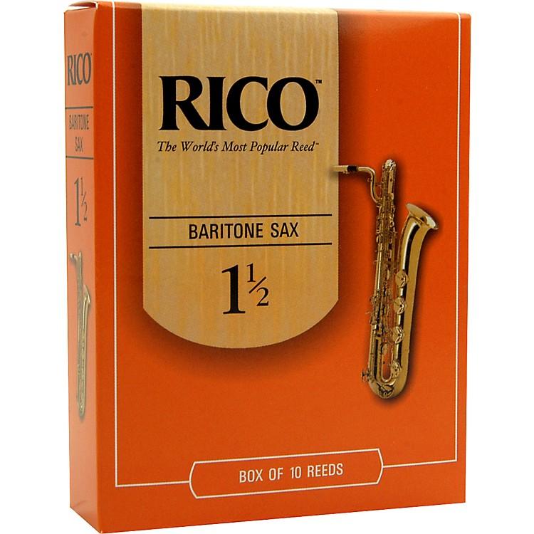 RicoBaritone Saxophone Reeds