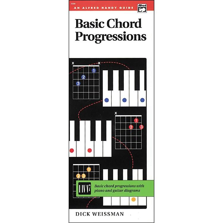 AlfredBasic Chord Progressions