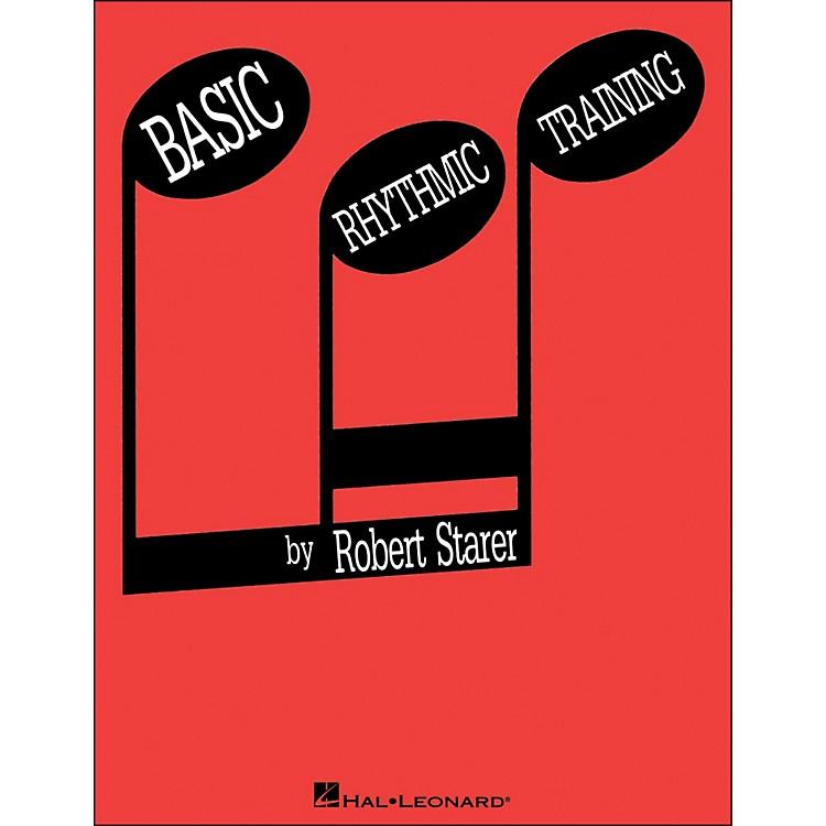 Hal LeonardBasic Rhythmic Training
