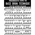 Alfred Bass Drum Technique for Drummers Book