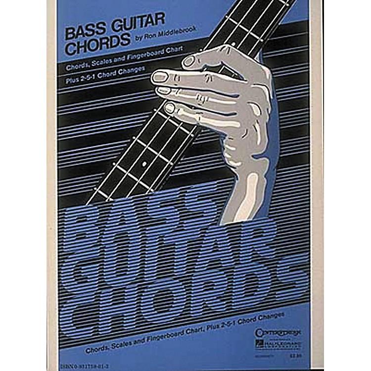 Hal LeonardBass Guitar Chords Book