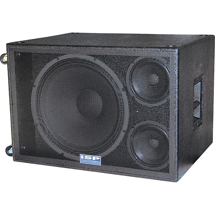 ISP Technologies Bass Vector Active Cabinet