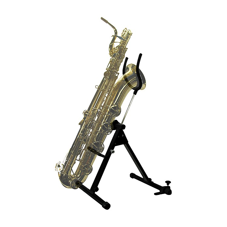 International Woodwind Bass or Bari Saxophone Stand by Saxrax