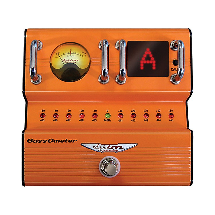 AshdownBassOmeter Bass Tuner Pedal