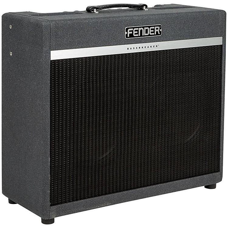 fender bassbreaker 45w 2x12 tube guitar combo amp music123. Black Bedroom Furniture Sets. Home Design Ideas