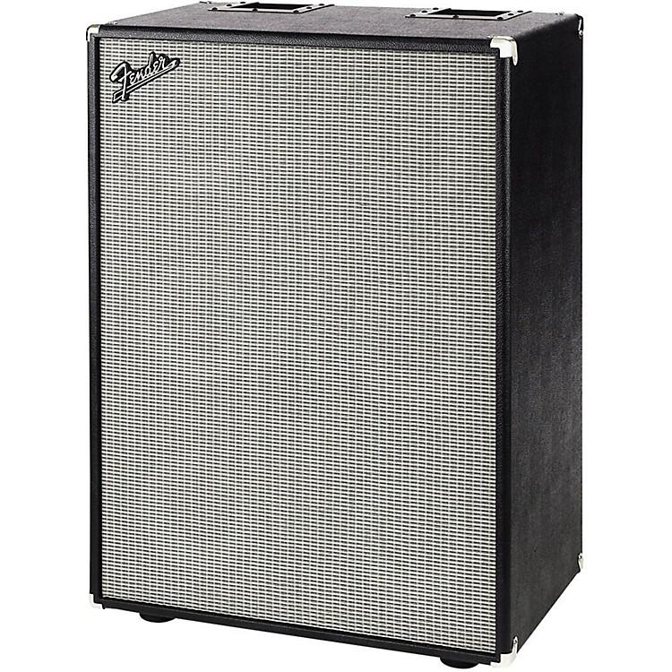 FenderBassman 610 Pro 1,600W 6x10 Bass Speaker CabinetBlack