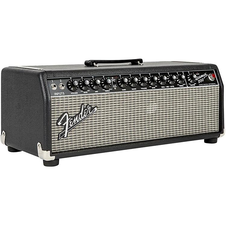 FenderBassman 800 Hybrid 800W Bass Amp HeadBlack