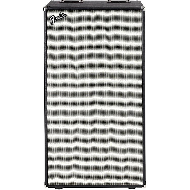 FenderBassman 810 Pro 2,000W Bass Speaker CabinetBlack