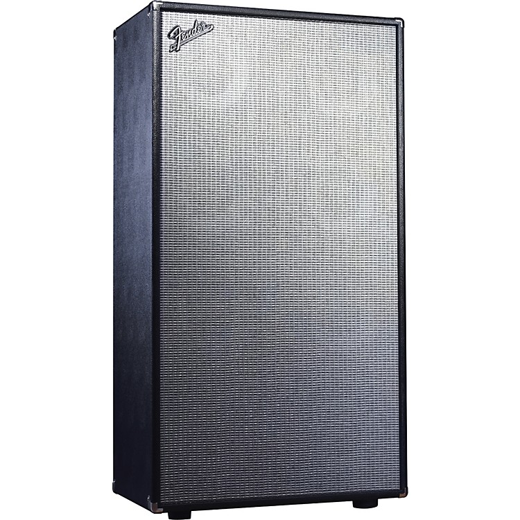 Fender Bassman Pro 810 8x10 Neo Bass Speaker Cabinet Black