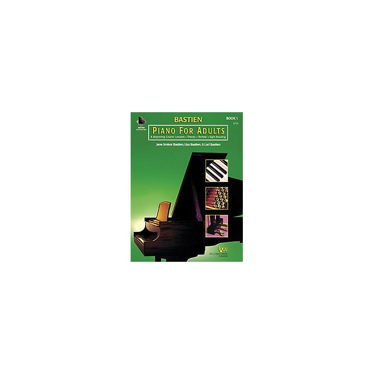 KJOSBastien Piano for Adults Book 1